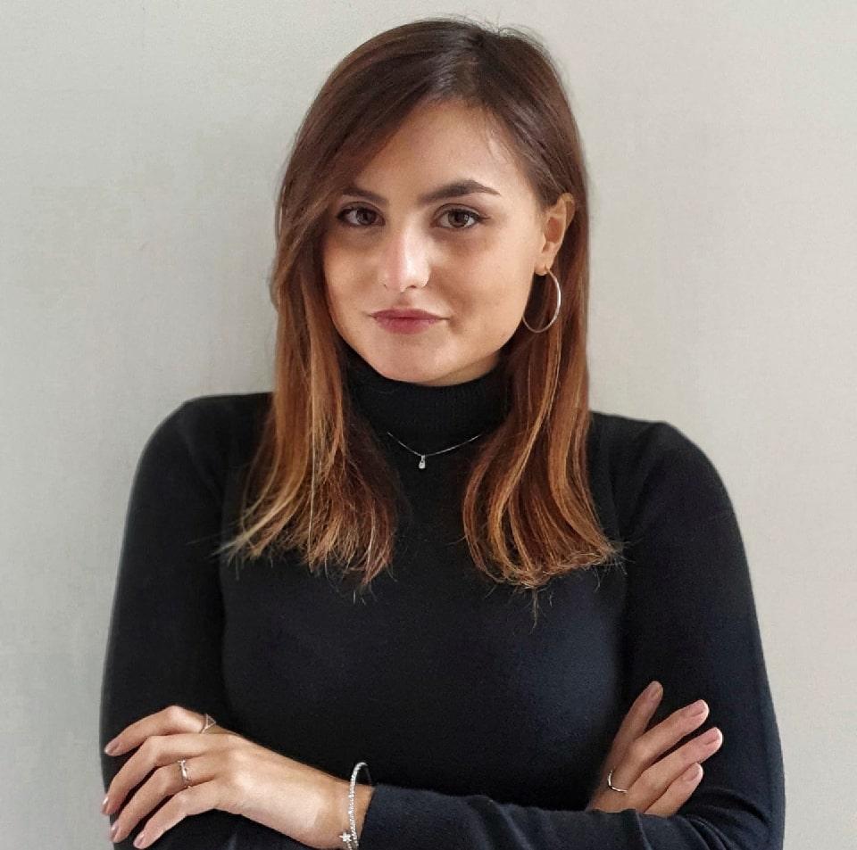 Ilaria Guardasole organizzatrice della terza edizione del premio cesare filangieri